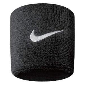 Nike Swoosh Black Wristbands