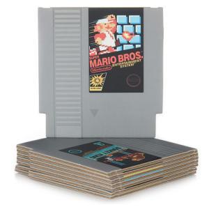 Nintendo NES Cartridge Drink Coasters
