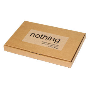 Nothing Gag Gift