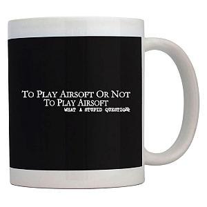 Novelty Airsoft Mug