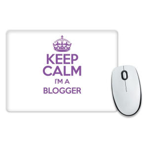 Novelty Blogger Mouse Mat