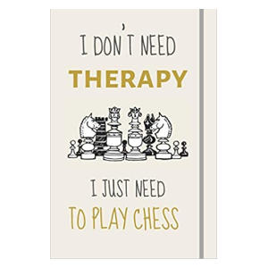 Novelty Chess Notebook
