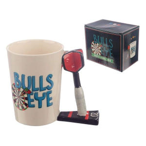 Novelty Darts Mug