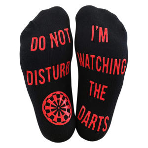 Novelty Darts Socks