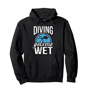 Novelty Diving Hoodie