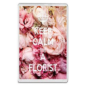Novelty Florist Fridge Magnet