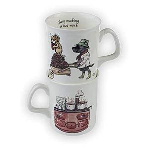 Novelty Jam Making Mug