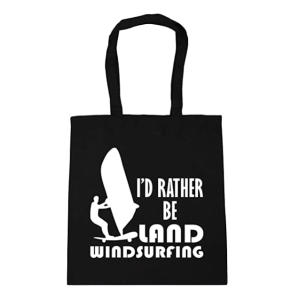 Novelty Windsurfing Shopping Bag