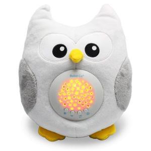 Bubzi Co Baby Toys Owl White Noise Sound Machine