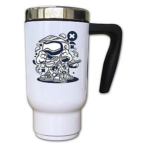 Paintball Air Gun Thermal Mug