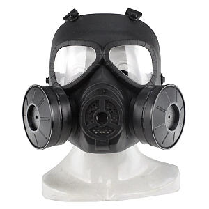 Paintball Goggles Gear With Double Filter Fan