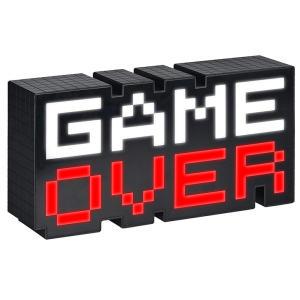 Paladone 8-Bit Pixel Game Over Light