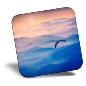 Paragliding Fridge Magnet