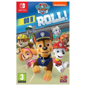 Paw Patrol On a Roll Nintendo Switch