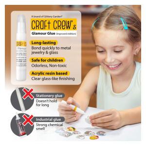 Pendant and Bracelet Crafting Set
