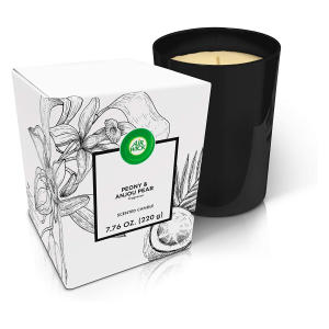 Peony and Anjou Pear Candle