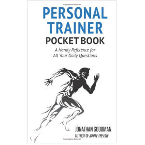 Personal Trainer Pocketbook - Jonathan Goodman