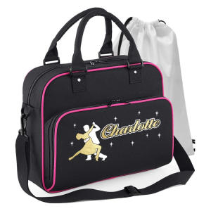 Personalised Ballroom Dancer Bag