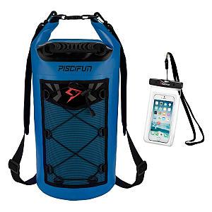 Piscifun Waterproof Dry Bag Rucksack