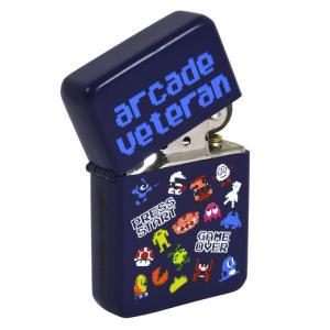 Pixel Characters Windproof Lighter