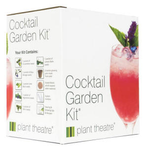 Plant Theatre Cocktail Garden Kit