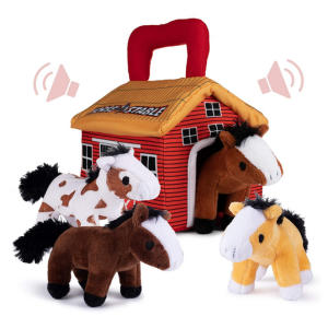 Horse Toys for Kid Playset