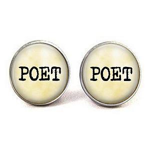 Poet Earrings