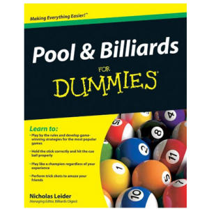 Pool & Billiards For Dummies