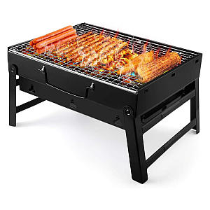 Portable Folding Charcoal Barbecue