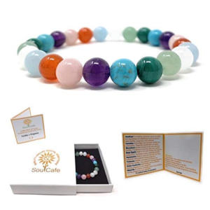 Fertility & Pregnancy Crystal Bracelet