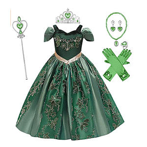 Princess Anna Dress Up