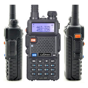 Professional Classic Rechargeable Walkie Talkie