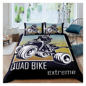 Quad Bike Duvet Cover Set
