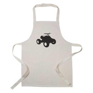 Quad Bike Kid's Cooking Apron