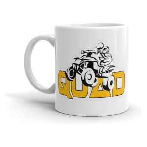 Quad Bike Mug