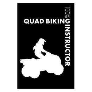 Quad Biking Instructor Notebook