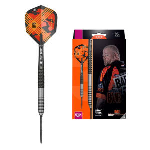 Raymond Van Barneveld Swiss Point Steel Tip Darts Set