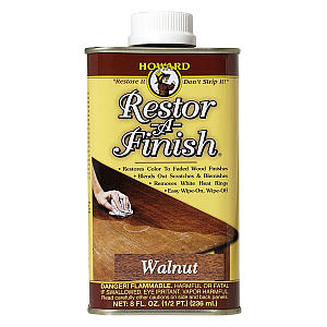Restor-A-Finish Golden Oak Furniture Varnish