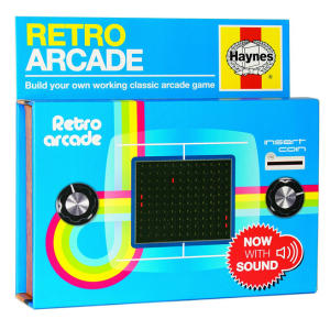 Retro Arcade Construction Kit