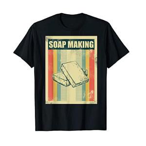 Retro Soap Maker T Shirt