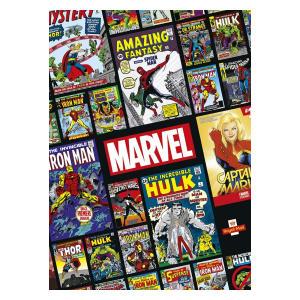 Royal Mail Marvel Comic Book Stamp Folder