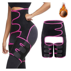 SCOBUTY Thigh Trimmer and Waist Trainer