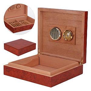 Shoze Cigar Humidor And Hygrometer