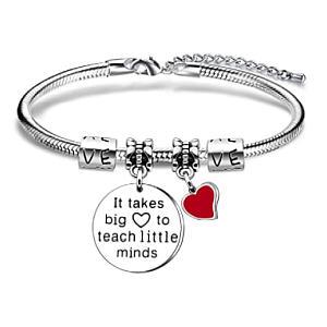 Silver Pendant Snake Bracelet For Tutors