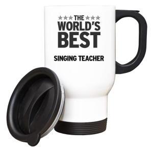 Singing Teacher Travel Mug