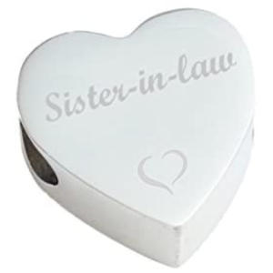 Sister in Law Charm Bead
