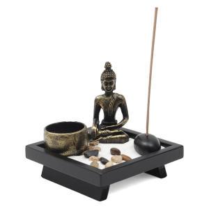 Sitting Buddha Ornament Incense
