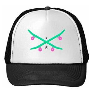 Skateboard Baseball Cap