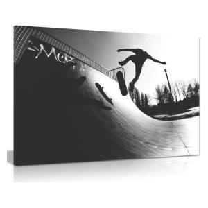 Skateboard Canvas