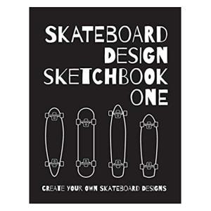 Skateboard Design Sketchbook